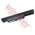 Asus A32-K53 laptop akku 5200mAh, eredeti