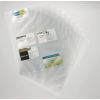 Névjegykártyatartó betét Durable Visifix 400 db-os tartóhoz 10 db/csomag