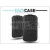 Eazy Case DECO SLIM univerzális bőrtok - Sony Ericsson Xperia mini/Xperia X10 mini - fekete