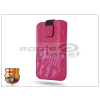 Haffner FC Barcelona Slim tok - L méret - pink/címer