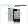Eazy Case Apple iPhone 4/4S hátlap - air - fehér