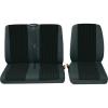 Petex Profi 1, üléshuzat készlet, piros, antracit, egyes-/kettes ülés