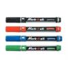 "STABILO Alkoholos marker, 1,5-2,5 mm, kúpos,""Mark-4-all"", piros"