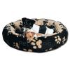 Trixie Sammy fekhely fekete/bézs 70 cm (TRX37682)