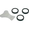 Conrad Hozzávaló tartalék membrán, 3 részes készlet (Ø 20 mm kulccsal) az 55 07 68-hoz SPK05