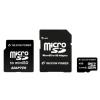 Silicon Power MICRO SD CARD 4GB SILICON POWER   SD adapter CL4