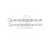 Trixie fojtó hosszúszemű nyakörv 59cm/4mm (TRX2151) nyakörv, póráz, hám kutyáknak