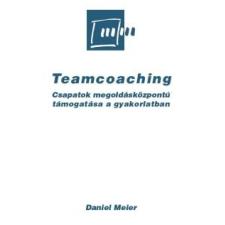 Daniel Meier Teamcoaching gazdaság, üzlet