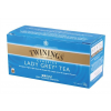 "TWININGS Fekete tea. 25x2 g, TWININGS ""Lady grey"""