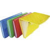"PANTA PLAST Harmonika mappa, A4, 6 részes, PP, gumis, PANTA PLAST ""Omega"", kék"