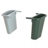 VEPA BINS Szelektív hulladékgyűjtőhöz kiegészítő szemetes, műanyag, 4,5 l, VEPA BINS, szürke-zöld