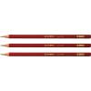 STABILO Grafitceruza -306/2B- 2B PIROS test  STABILO SCHWAN <12db/dob>