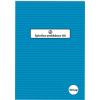 SilverBall Spirálos zsebkönyv A6 50 lapos VONALAS SilverBall <10db/csom>