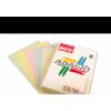 ReyAdagio Másolópapír A4/80gr színes mix PASZTELL/PASTEL Rey Adagio