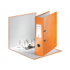 Leitz Iratrendező -10050044- lakkfényű 180° A4, 85 mm, narancs LEITZ