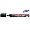 EDDING Táblafilc -360- utántölthető kerek FEKETE EDDING <10db>