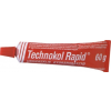 Technokol Ragasztó 35gr. PIROS TECHNOKOL Rapid <25tubus/tálca>