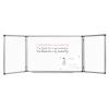 BI-OFFICE Fehér tábla kihajtható 100x200 (100x400) -TR05030207770-BI-OFFIC