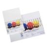 Chromolux Spirál hátlap -CHROMOLUX- A4/250gr. FEHÉR <100ív/csom>