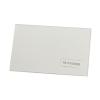 NO NAME PVC tok -1622- 75x110mm. átlátszó tasak egy oldalon nyitott