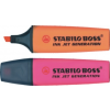 STABILO Szövegkiemelő készlet-70/6- 6db-os  STABILO BOSS ORIGINAL
