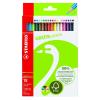 STABILO Színesceruza -6019/2-181- szett 18db-os STABILO FSC GREENcolors