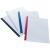 Leitz Könyvkötőborító -73910095- 7mm 70 laphoz A4 FEKETE LEITZ <10db/d