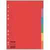 ESSELTE Elválasztólap -100200-STANDARD karton 6-részes ESSELTE<20csom/do