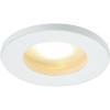 Conrad Kültéri beépíthető lámpa, nagyfeszültségű halogén, MR16, fehér, G5.3, SLV FGL Out 111001