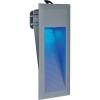 Conrad Kültéri beépíthető LED-es lámpa, fehér, kőszürke, LED fixen beépítve, SLV Downunder 230211