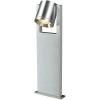 Conrad Kültéri álló lámpa, nagyfeszültségű halogén, alumínium, GU10, SLV Rox Path Light 229836