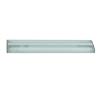 Conrad Mennyezeti lámpa, 1235 mm x 140 mm x 50 mm, 230 - 240 V/ 50 - 60 Hz, G13, 2 x 36 W, ezüst-szürke, Osram LUMILUX DUO® világítás
