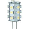Conrad LED-es fényforrás, csapos fejű, G4, 1 W, melegfehér, Paulmann