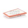 MANN FILTER C27006 levegőszűrő (szükséges hozzá a C25004 szűrő is!)