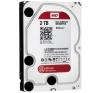 Western Digital 2TB 7200RPM 64MB SATA3 WD20EFRX merevlemez