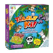 Funville Találj ki! Játék az állatkert társasjáték