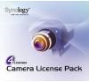 Synology Camera (license pack  4) LIC4 egyéb hálózati eszköz