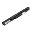 Powery Acer Aspire One AoA110-1295 fekete