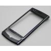 Samsung S8300 UltraTouch előlap fekete-ezüst