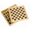 Goki Fa 3:1-ben játék készlet: sakk, dáma, malom - GOKI fajáték