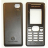 Sony Ericsson K330 előlap és akkufedél fekete