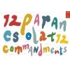 JAM AUDIO 12 PARANCSOLAT - 12 COMMANDMENTS