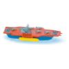 Giplam Repülőgép-anyahajó műanyag játékhajó