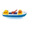 Giplam Teherhajó kis műanyag játékhajó