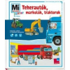 Stefanie Steinhorst Teherautók, markolók, traktorok
