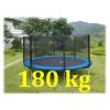 ROUND TRAMBULIN 4,6 m +védőháló 180kg !!!