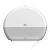 Tork Toalettpapír adagoló, T2 rendszer, TORK Mini jumbo, fehér (KHH026)