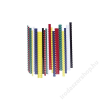 FELLOWES Spirál, műanyag, 14 mm, 81-100 lap, FELLOWES, fehér (IFW53466)