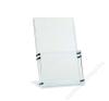 PANTA PLAST Prospektustartó, asztali, A5, PANTA PLAST (INP4030200) információs tábla, állvány