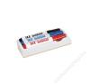 ICO Táblatörlő, filc borítás, 3 db táblafilccel, ICO (TICTT70124) filctoll, marker